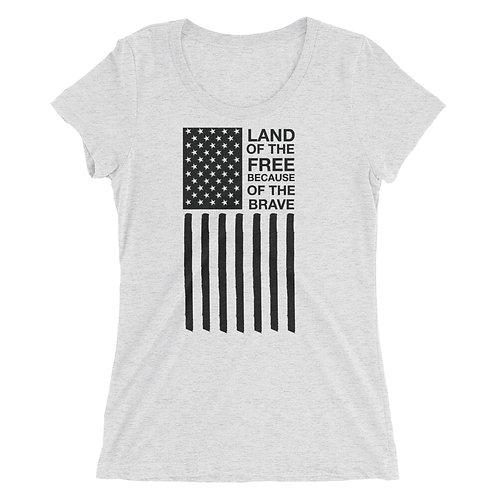 Patriotic  - Ladies' short sleeve t-shirt