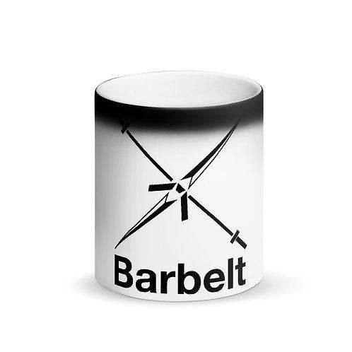 Barbelt - Matte Black Magic Mug