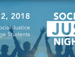 Social Justice Night at Pacific Oaks College | November 2, 2018