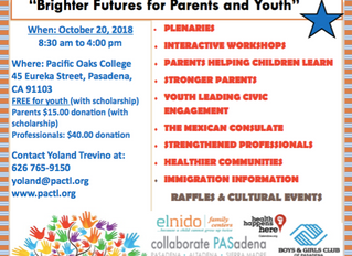 Join us for the 6th Community Summit presented by PACTL and this year, with Pacific Oaks College!