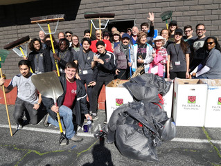 Harkness Clean-Up Day