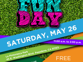 Free Family Fun Day! | May 26, 2018