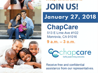 Covered California Open Enrollment Event! | January 27