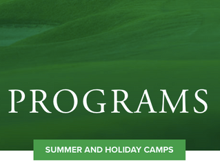 The First Tee Summer Session Registration and Summer Camps | Starting June 2018