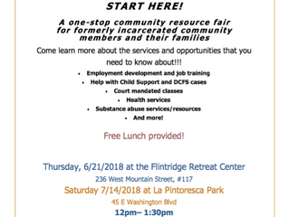 Free PACT Resource Fair | July 14 at La Pintoresca!