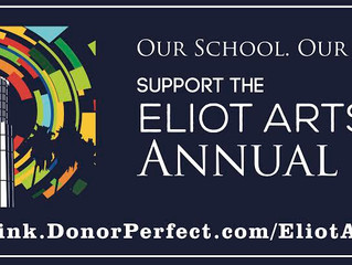 Eliot's First-Ever Annual Fund | Auction on November 3, 2018