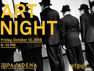 Art Night | Friday, October 12