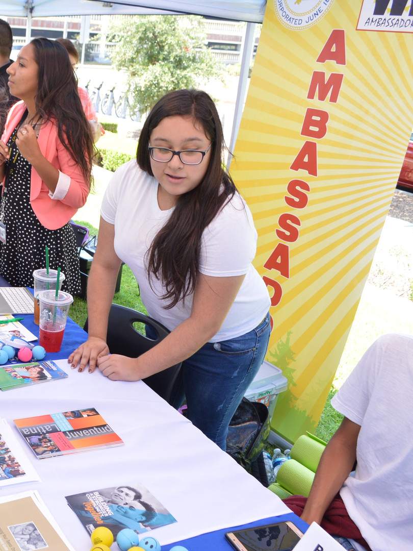 Pasadena's Youth Ambassadors