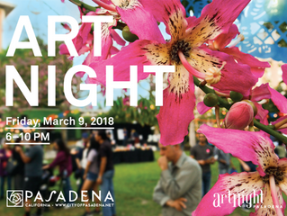 Art Night | Friday, March 9