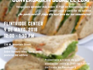 LCAP Conversation