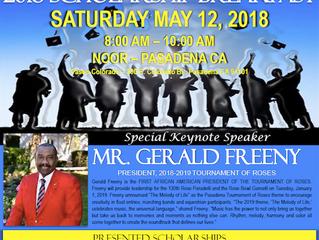 Annual Scholarship Breakfast | May 12