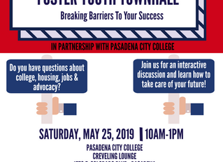 12th Annual Foster Youth Townhall