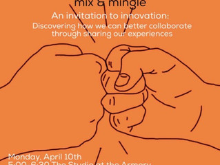 CP Mix & Mingle | April 10th