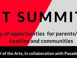 Parent Summit Coming April 8th