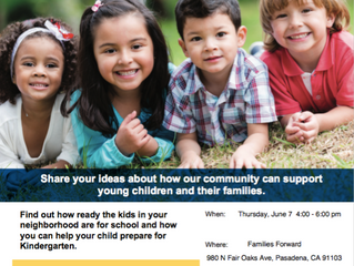 Are Our Kids Ready For School? Let's Talk about Kindergarten Readiness. | June 7