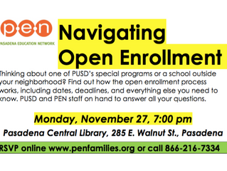 Navigating Open Enrollment | November 27