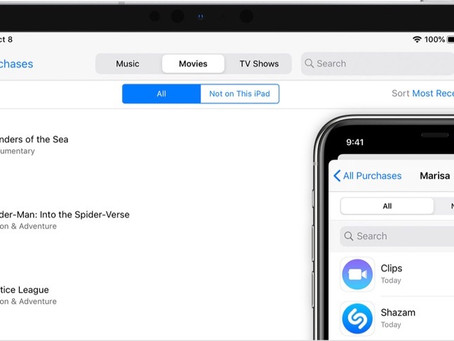 How to Access iTunes Store Purchases on an iPhone 11/11 Pro