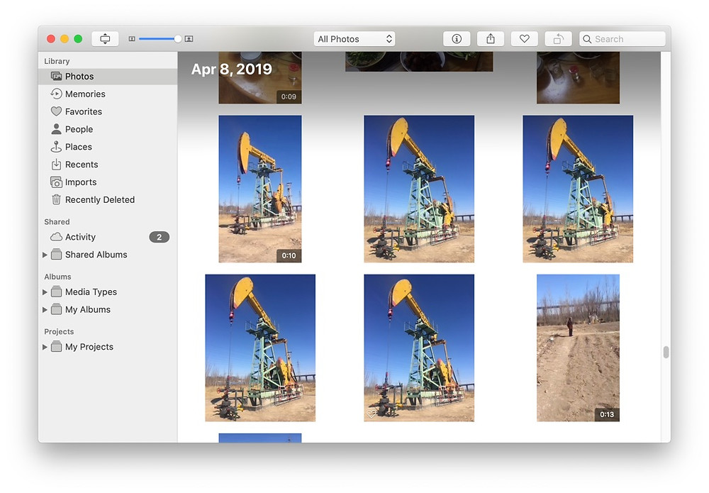 How to Access iPhone iPad Photo Files on Mac