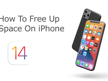 How to Free Up Space on iPhone or iPad (iPad 8/iPad Pro 4) iOS 14/ipadOS 14