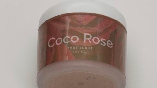 CoCo Rose Body Scrub