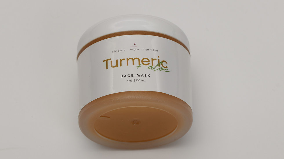 Tumeric & Aloe Mask