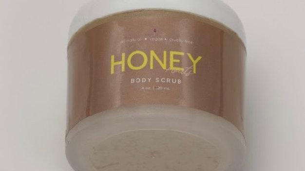 Honey & Oats Body Scrub