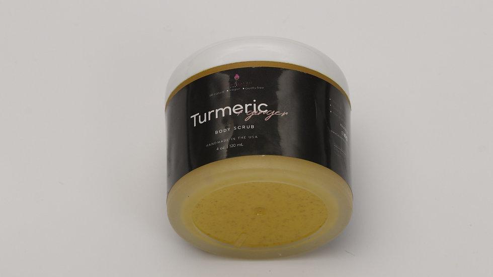 Tumeric & Ginger Body Scrub