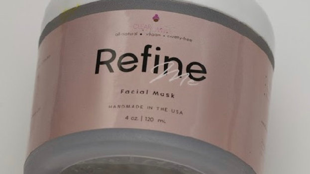 Refine Me Facial Mask