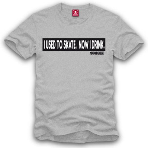 I Used to Skate T Shirt