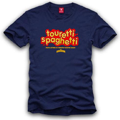 Touretti Spaghetti T Shirt