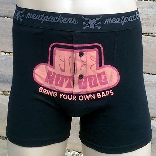 Free Hot Dog Meatpacker pants