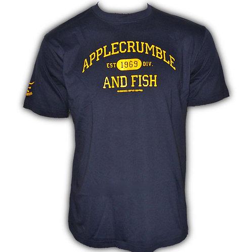 Applecrumble and Fish NavyT Shirt