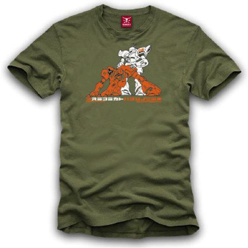 2 Robots T Shirt