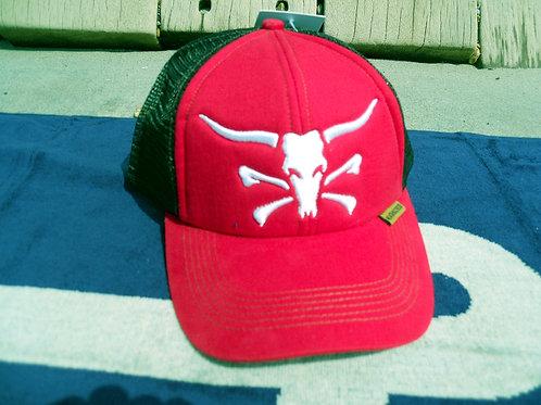 MeatSkull Trucker Cap