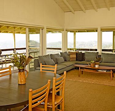 Bechtel House Livingroom