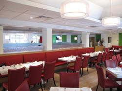 Trattoria Tevere Dorval - salle à manger