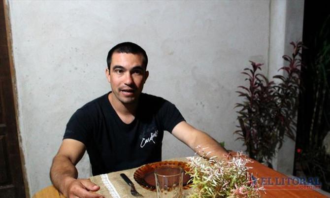 Saúl Aguirre, un joven que busca mantener las costumbres de Concepción desde la gastronomía