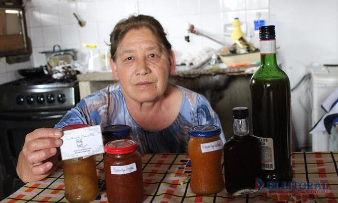 """Los dulces caseros de """"Doña Ñata"""", un emprendimiento que se potencia con el turismo en Concepción"""