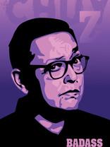 Portrait of Chuy Z