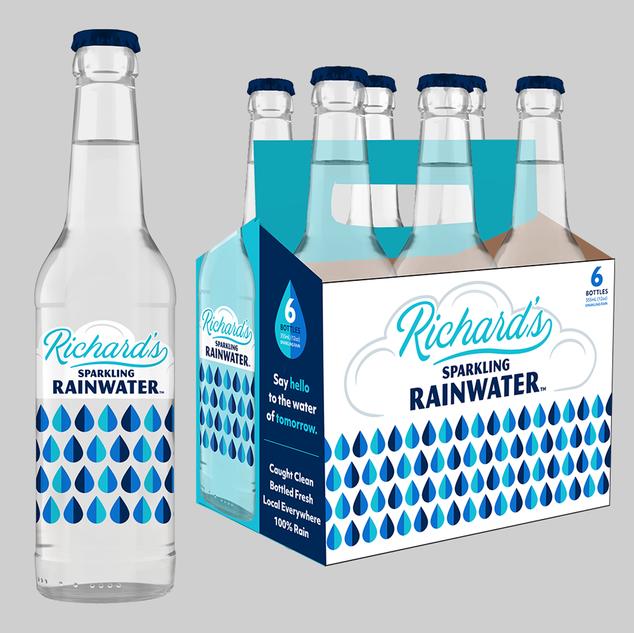 Richard's Rainwater Bottle