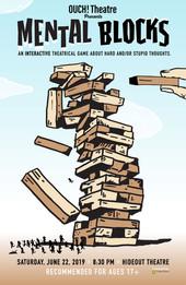 Mental Blocks  • Poster
