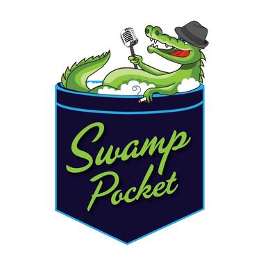Swamp Pocket  •Logo