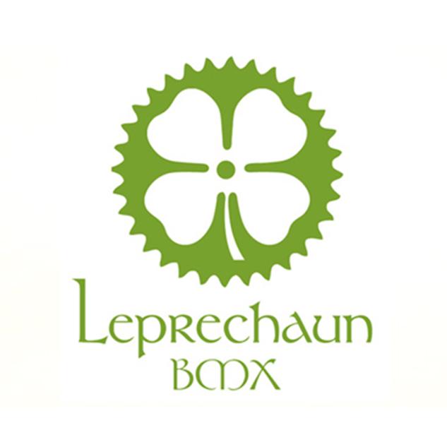 Leprechaun BMX •Logo