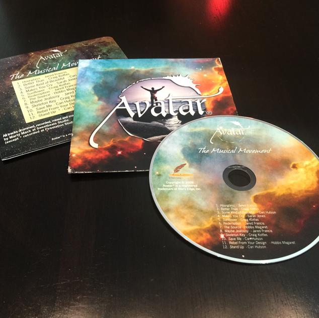 """Album Cover for """"Avatar"""""""