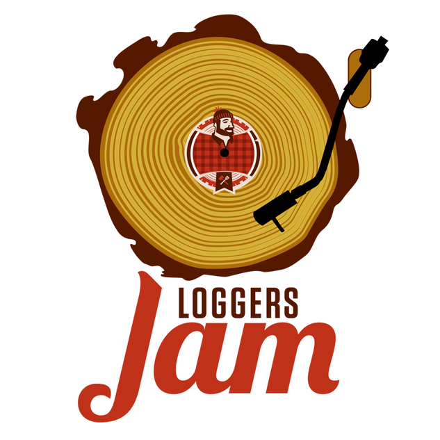 Loggers Jam •Logo