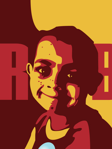 Shout Out to Robbie, Kid/Superhero