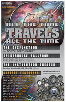 Poster for All The Time Travels All the Time
