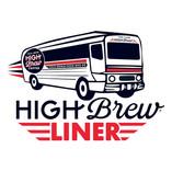 HIGH BREW LINER •Logo/Lock Up