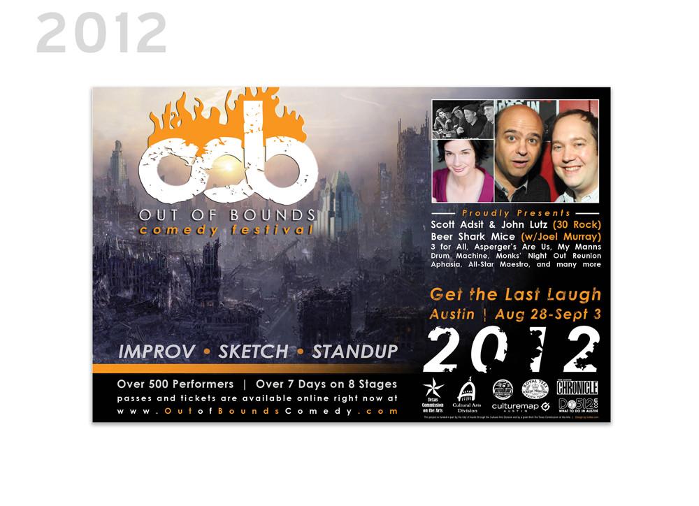 OoB • 2012