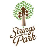 Strings in the Park  •Logo
